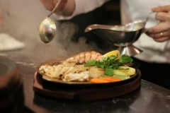 Mixed Seafood Grilled